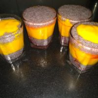 Mango Shake with Subja Seed